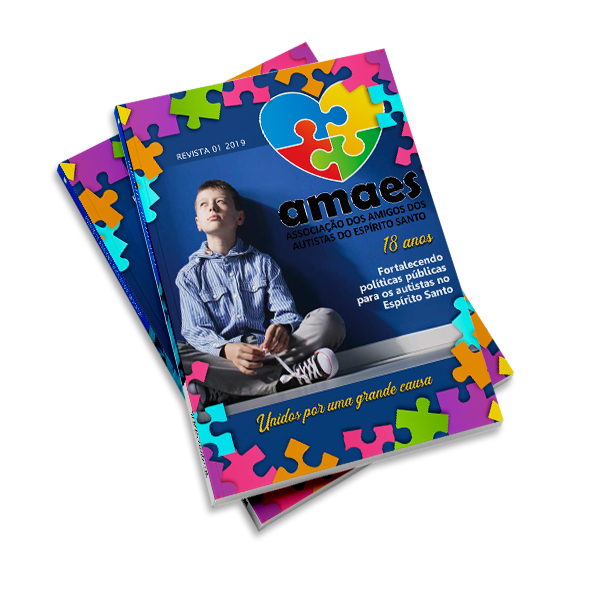 revista amaes 18 anos
